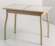 Стол раздвижной ПВХ/Плитка СК01 Z300