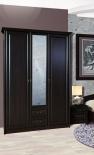 ЯН-05 Шкаф 3-х дверный с зеркалом(2295х1555х660)