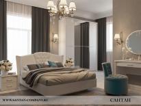 Спальня Альпина композиция 1