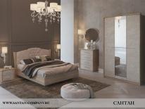 Спальня Альпина композиция 2