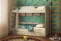 Кровать ДН - 84 (спальное место 900х2000)