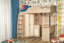 Кровать ДН - 85 (спальное место 900х2000)