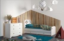 Детская кровать Томас
