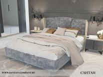Кровать интерьерная Шер