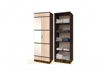 Сакура шкаф 2-х створчатый с зеркалом