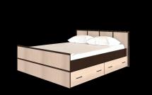 Сакура кровать 1,6