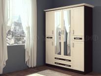 """Шкаф 4-х дверный """"Грация"""""""